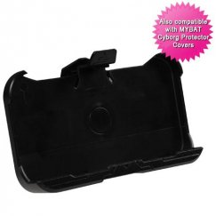 Apple iPhone 4/4s Black Cyborg Holster