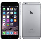 Apple iPhone 6 Plus 16GB 4G LTE iOS Smartphone in Gray for ATT Wireless