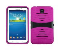 Black/Hot Pink Wave Symbiosis Protector Cover (with Horizontal Stand)