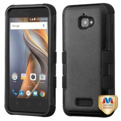 Coolpad Catalyst Natural Black/Black Hybrid Case