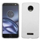 Motorola Moto Z Force Glossy Transparent Clear Candy Skin Cover