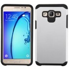 Samsung Galaxy On5 Silver/Black Astronoot Phone Protector Cover
