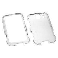 LG Optimus S T-Clear Case