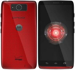 Motorola Droid MAXX 16GB XT1080M Android Smartphone for Verizon - Red