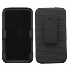 LG Optimus L70 Black Advanced Armor Holster