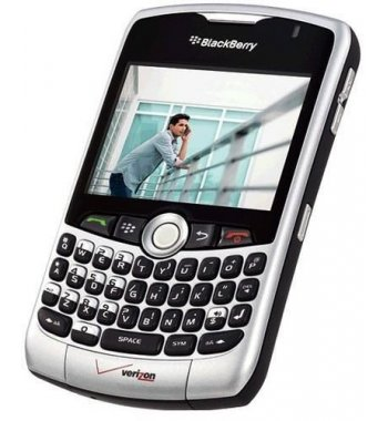 Blackberry Curve 8300 Bluetooth Camera PDA Phone ATT