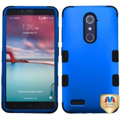 ZTE Grand X Max 2 Titanium Dark Blue/Black Hybrid Case