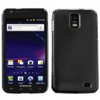 Samsung Galaxy S2 Skyrocket Black Cosmo Back Case