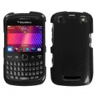 Blackberry 9360 Curve Carbon Fiber Phone Protector Cover
