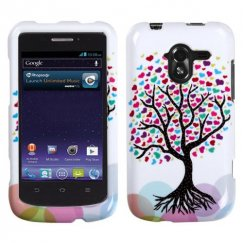 ZTE Avid 4G Love Tree Case