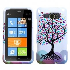 HTC Titan II Love Tree Case