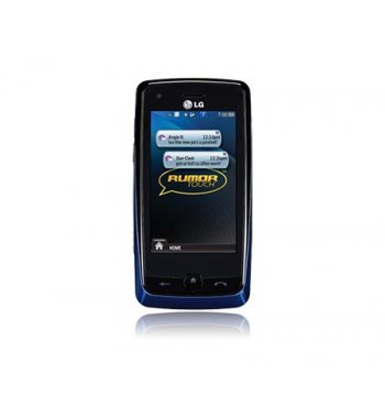 LG Rumor Touch Bluetooth Camera Music GPS Phone Sprint