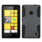 Nokia Lumia 520 Gray/Black Astronoot Case