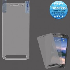 Samsung Galaxy S7 Active Screen Protector Twin Pack