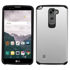 LG LG G Stylo 2 Plus Silver/Black Astronoot Case