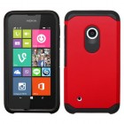 Nokia Lumia 530 Red/Black Astronoot Phone Protector Cover