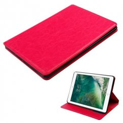 AppleiPad iPad 9.7 2017 Hot Pink Wallet with Tray