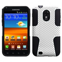 Samsung Epic 4G Touch (Galaxy S2) White/Black Astronoot Case