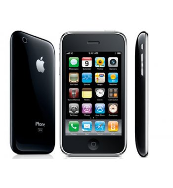 Apple iPhone 3GS 8GB Bluetooth WiFi 3G GPS Phone ATT