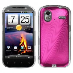 HTC Amaze 4G Hot Pink Cosmo Back Case