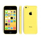 Apple iPhone 5c 16GB Yellow 4G LTE Unlocked GSM Smartphone