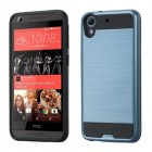 HTC Desire 626 Ink Blue/Black Brushed Hybrid Case