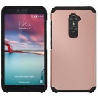 ZTE Grand X Max 2 Rose Gold/Black Astronoot Phone Protector Cover