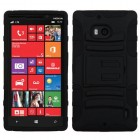 Nokia Lumia Icon Black/Black Advanced Armor Stand Case
