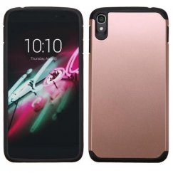 Alcatel One Touch Idol 3 (5.5) Rose Gold/Black Astronoot Case