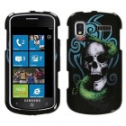 Samsung SGH-i917 Focus Tribal Snake Case