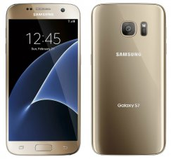 Samsung Galaxy S7 32GB - ATT Wireless Smartphone in Gold