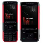 Nokia 5610 for T Mobile in Red