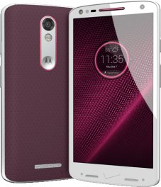 Motorola Droid Turbo 2 32GB Android Smartphone for Verizon Wireless - White and Purple