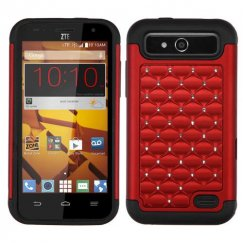 ZTE Speed Red/Black FullStar Case