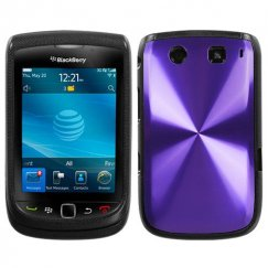 Blackberry 9800 Torch Purple Cosmo Case