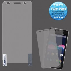 ZTE Obsidian Screen Protector Twin Pack