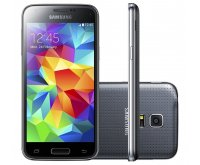 Samsung Galaxy S5 mini SM-G800H 16GB LTE Android Phone Charcoal Black Unlocked GSM