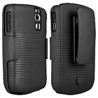 PureGear BlackBerry 8350i Curve Shell Holster, Black - 10-018-00806