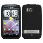 HTC ThunderBolt Solid Skin Cover (Black)
