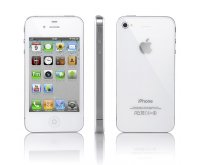 Apple iPhone 4S 8GB WHITE 3G IOS Smart Phone US Cellular