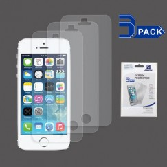 Apple iPhone 5/5s Screen Protector (3-pack)