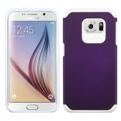 Samsung Galaxy S6 Purple/White Astronoot Case