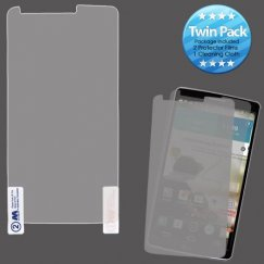 LG G3 Screen Protector Twin Pack