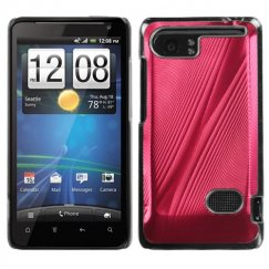 HTC Vivid Red Cosmo Back Case