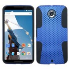 Motorola Nexus 6 Dark Blue/Black Astronoot Phone Protector Cover