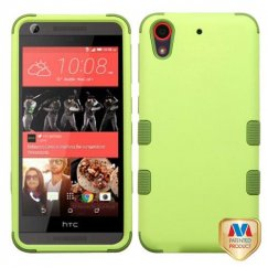 HTC Desire 555 Green Tea/Olive Green Hybrid Case