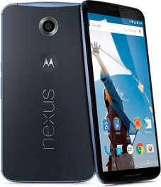 Motorola Nexus 6 XT1103 32GB Android Smartphone - Blue - Verizon