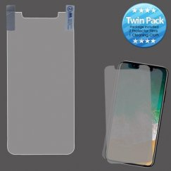 Apple iPhone 8 Screen Protector Twin Pack