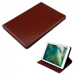 AppleiPad iPad Pro 10.5 Brown Wallet with Tray
