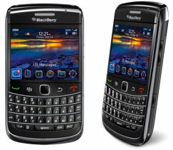 Blackberry 9700 Bold 3G Phone with Bluetooth and WiFi - T Mobile - Black